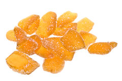 Chinese ginger candies Royalty Free Stock Photography