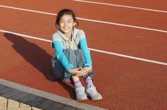 Chinese girl Royalty Free Stock Photo