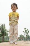 Chinese girl Royalty Free Stock Image