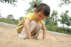Free Chinese Girl Stock Photography - 9681782
