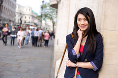 Chinese girl Stock Photos