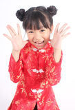 Chinese girl Stock Images