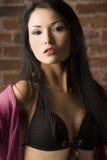Chinese girl portrait Stock Photo