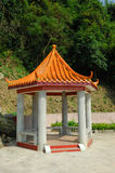 Chinese gloriette Royalty Free Stock Image