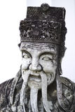 Chinese god Royalty Free Stock Images