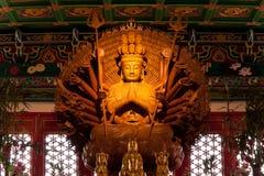 Chinese god royalty free stock photography