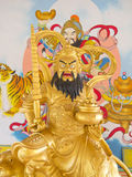Chinese god Stock Images