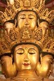 Chinese god Royalty-vrije Stock Foto