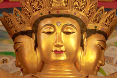 Chinese god Royalty-vrije Stock Afbeeldingen