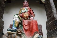 Chinese god Stock Photography