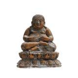 Chinese god hotei royalty free stock image