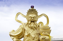 Chinese God of Mercy Royalty Free Stock Photography