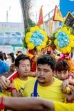 Chinese Goddess Celebration Royalty Free Stock Images
