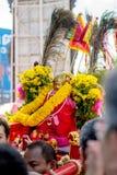 Chinese Goddess Celebration Royalty Free Stock Image