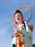 Chinese goddess,guanyin Stock Photography