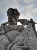Chinese gods Stock Images