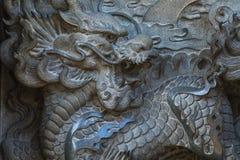 Chinese godsdienstige overtuigingen, steengravure, godsdienst stock fotografie