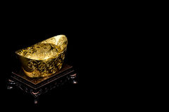 Chinese gold Stock Photos