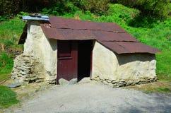 Chinese Gouden Mijnwerker House stock afbeeldingen