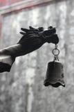 Chinese gragon in a-Doctorandus in de letteren tempel royalty-vrije stock foto's