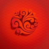 Chinese graphic design Stock Photo