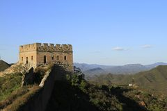 Chinese Great Wall Stock Photo