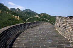 Chinese great-wall Stock Photos