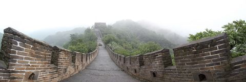 Chinese great wall Stock Photos