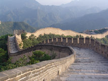 Chinese Great Wall Royalty Free Stock Image