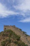 Chinese Great Wall JinShangLing Royalty Free Stock Photography