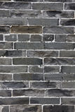 Chinese green brick. It is a chinese green brick background Royalty Free Stock Photography