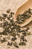 Chinese Green Tea Royalty Free Stock Photos