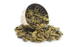 Chinese green tea Royalty Free Stock Photos