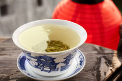 Chinese Green Tea Royalty Free Stock Photography