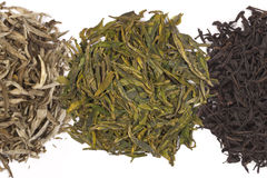 Chinese Green Tea Royalty Free Stock Photo