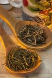 Chinese Green Tea stock photos