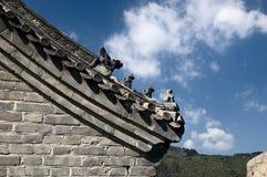 Chinese Grote Muur Royalty-vrije Stock Afbeelding