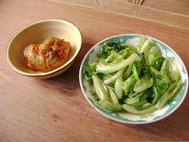 Chinese Guangzhou simple lunch cuisine Stock Photo