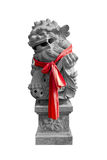 Chinese Guardian Lion Stock Photography