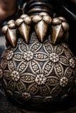 Chinese guardian lion ball closeup Royalty Free Stock Photo