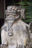 Chinese guardian lions Royalty Free Stock Photography