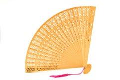 Chinese Hand Fan Stock Photo