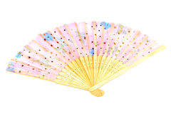 Chinese hand fan Stock Image