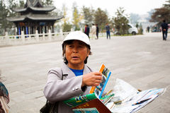 Chinese Hawker Stock Images