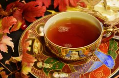 Chinese Herb Tea, Coffee Cup, Tea, Tableware Stock Photo