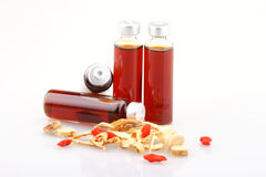 Chinese Herbal Medicine Stock Photos