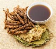 Chinese herbal medicine Stock Photos