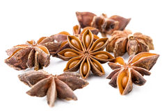 Chinese herbal star anise Royalty Free Stock Photo