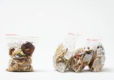 Chinese herbal tea mix Royalty Free Stock Photos