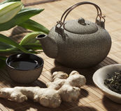 Chinese herbal tea Royalty Free Stock Photography